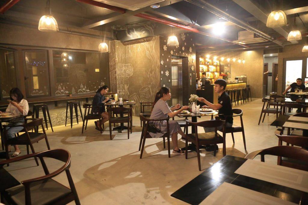 カフェレストランスペース