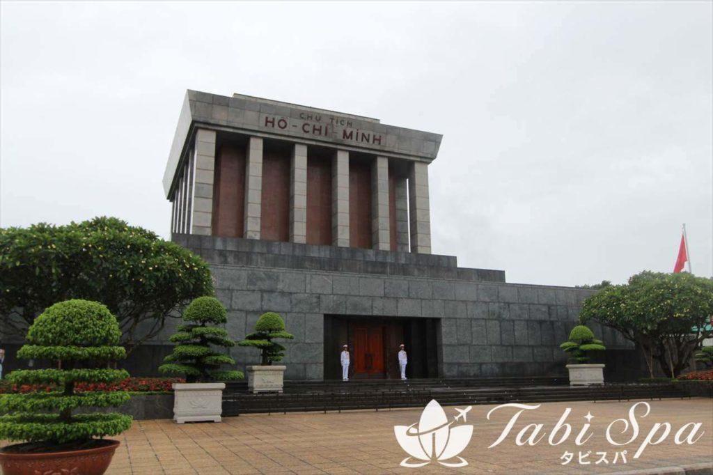 ハノイのホーチミン廟