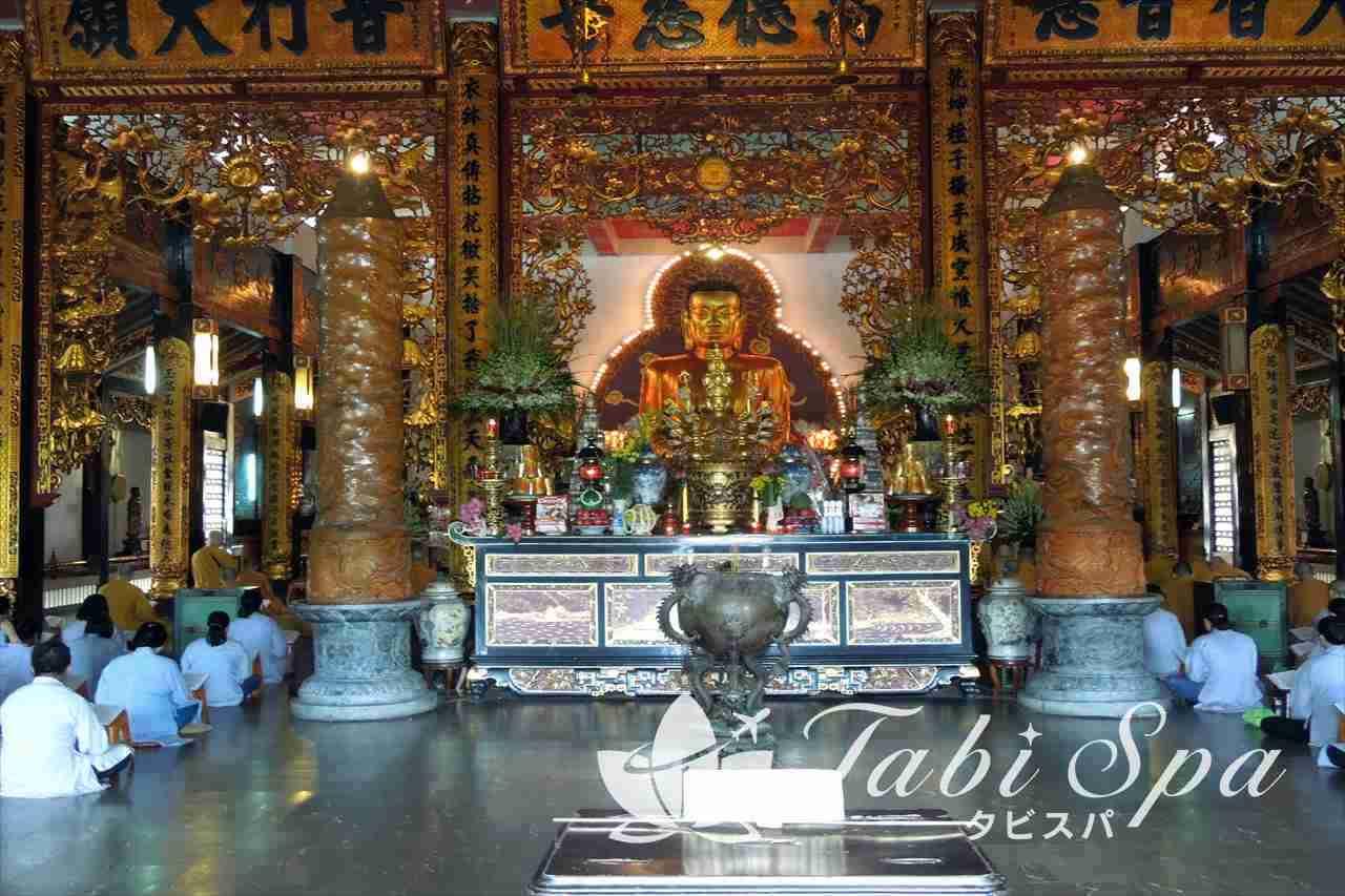 永厳寺の大仏