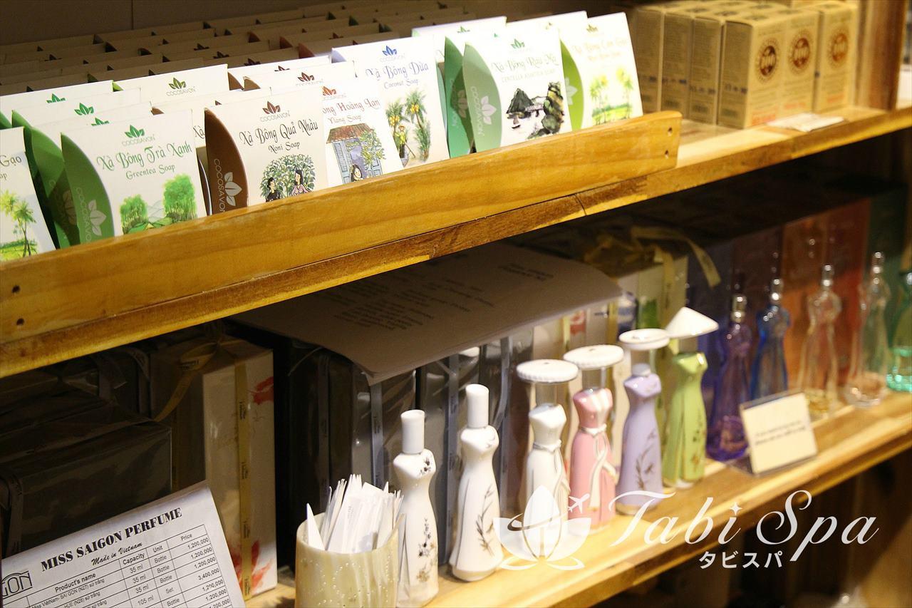 ハウスオブサイゴンで販売している香水など
