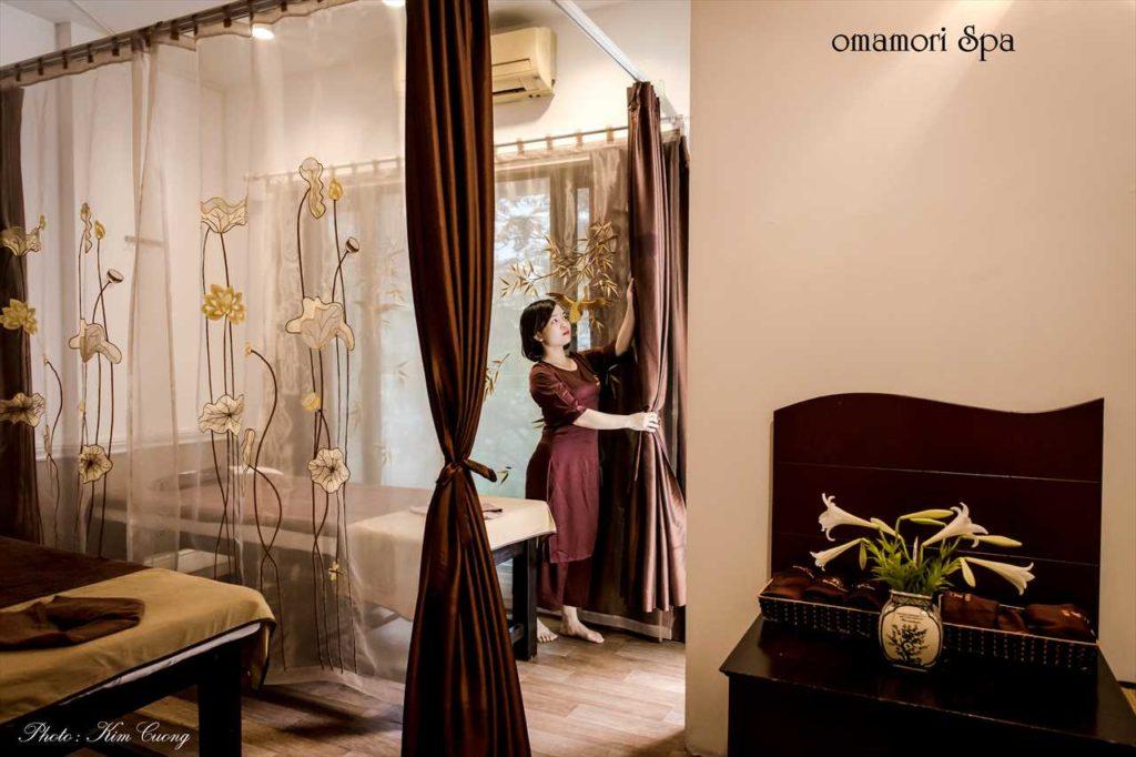 オマモリスパのイメージ写真