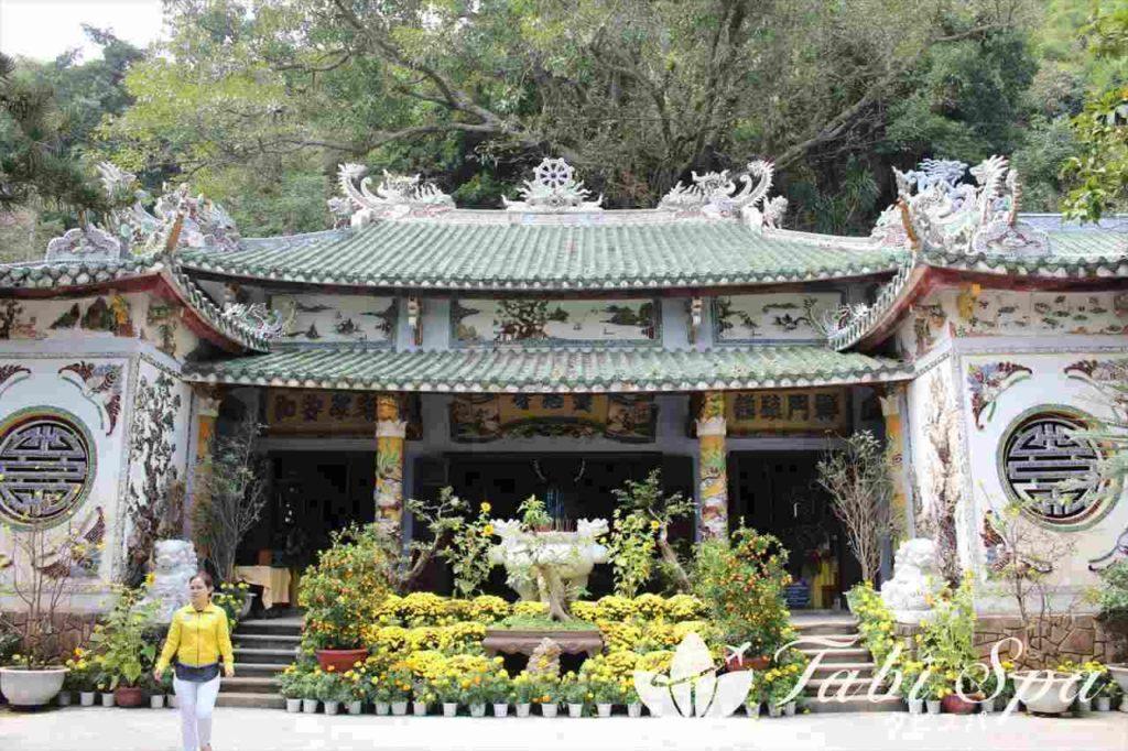 五行山の寺院