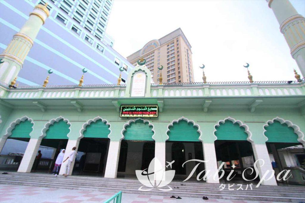 サイゴンセントラルモスクの外観