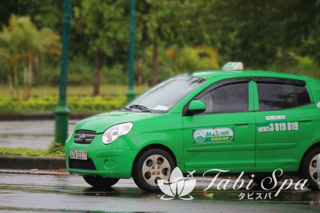 ベトナム最大手のマイリンタクシー