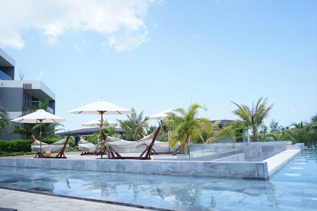 ベトナムのホテルのイメージ写真
