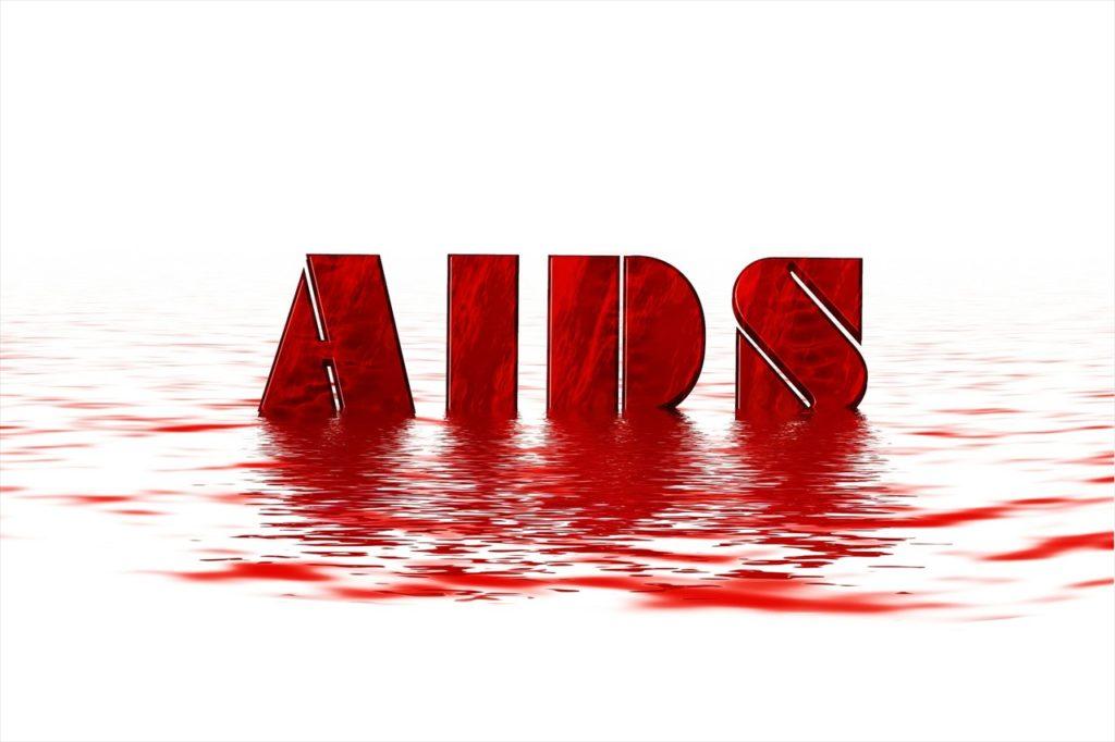 エイズのイメージ写真