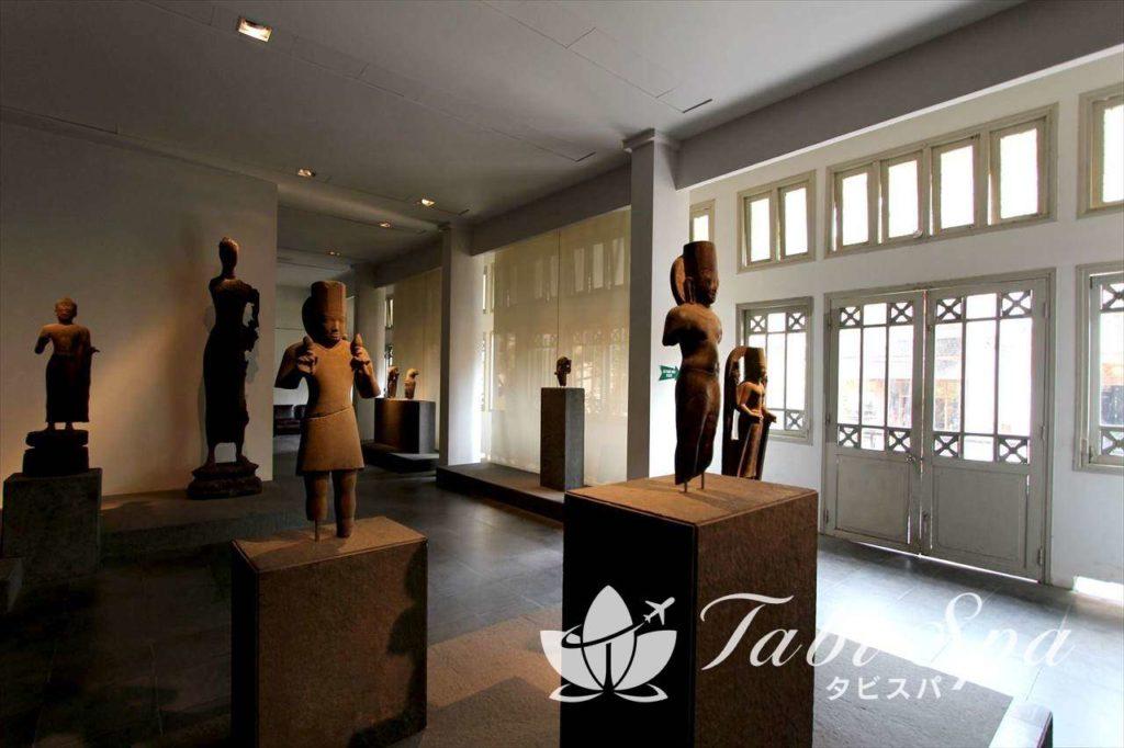 歴史博物館のチャンパの遺産