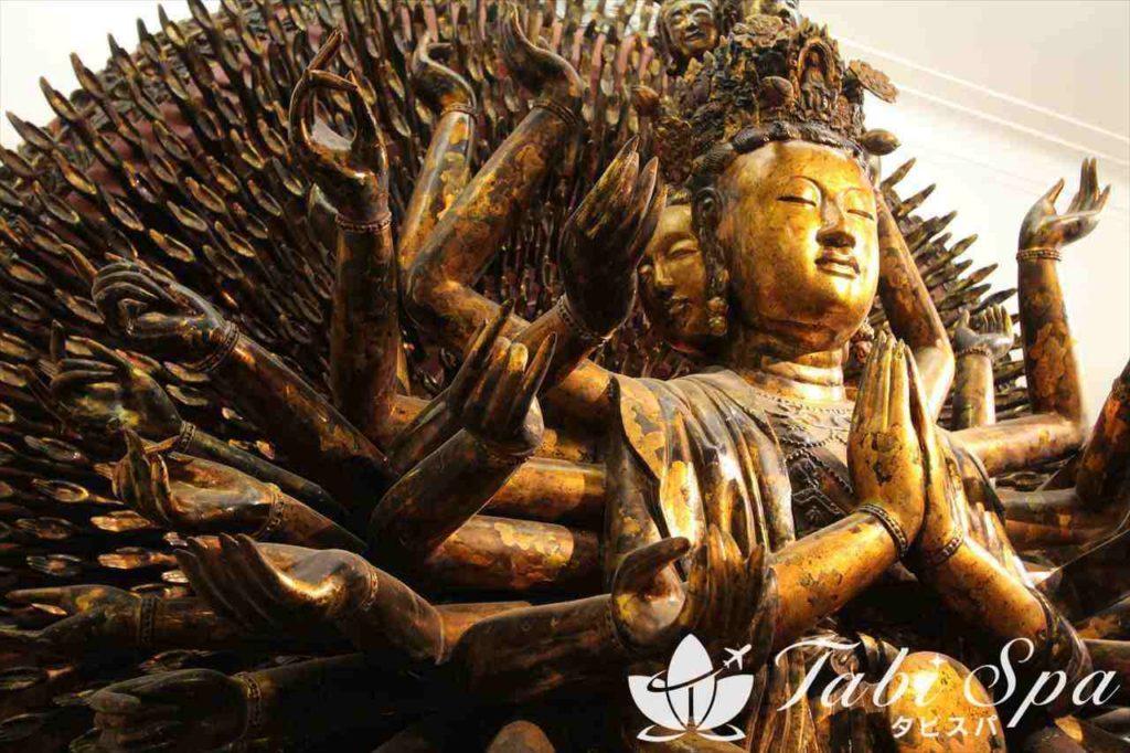 ベトナム国立美術博物館の展示品