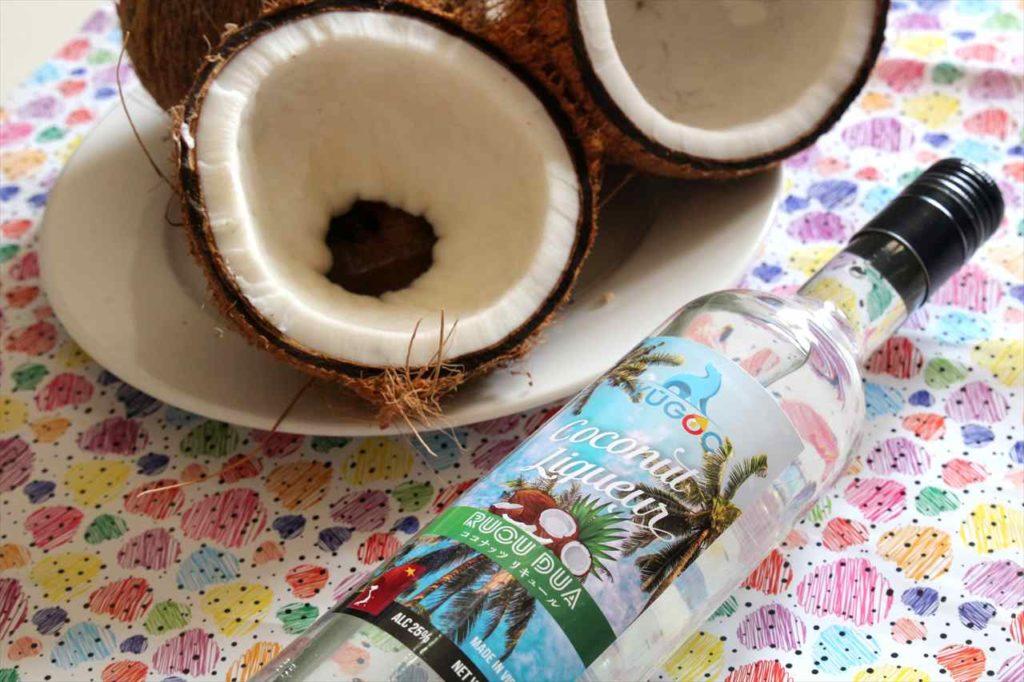 ユーゴックのココナッツ酒