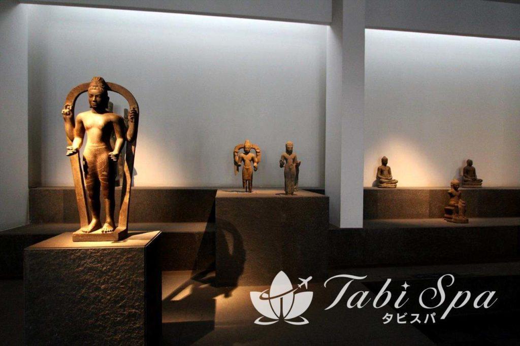 貴重な仏像たち