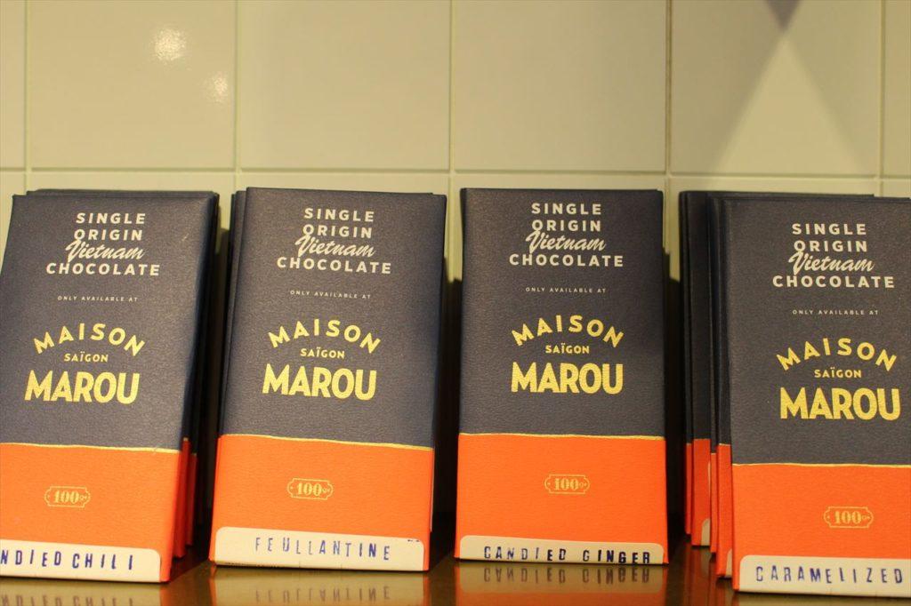 マルゥのチョコレート