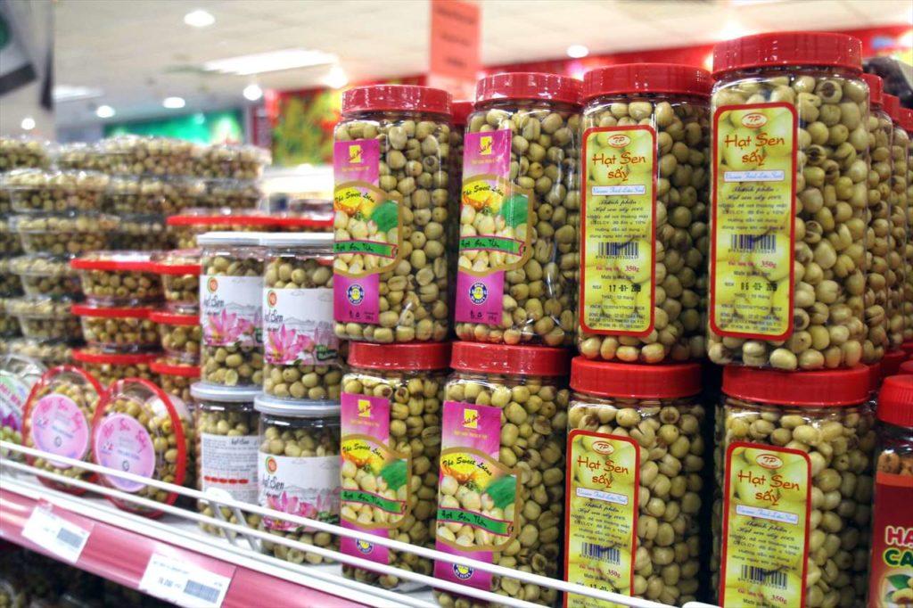 ベトナムのナッツ