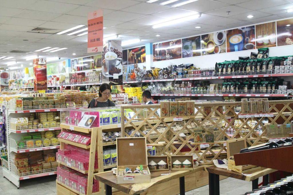 ベトナムのスーパー
