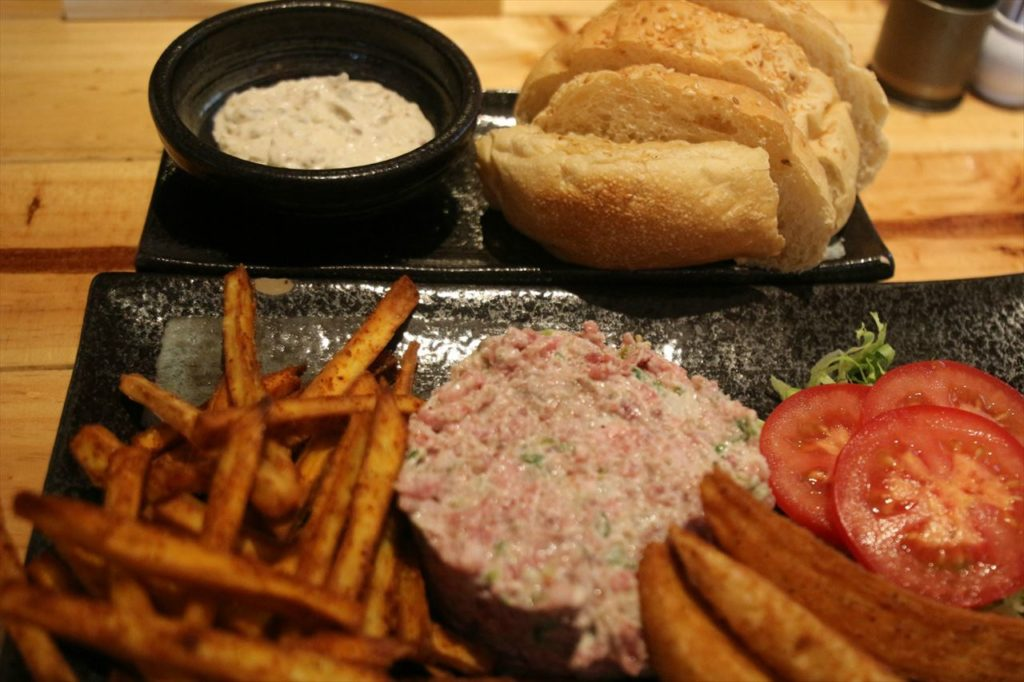 バーガーリパブリックの人気ハンバーガー