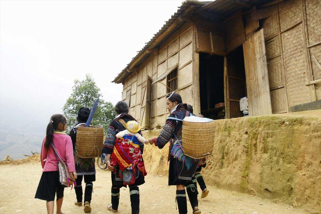 サパに暮らす少数民族