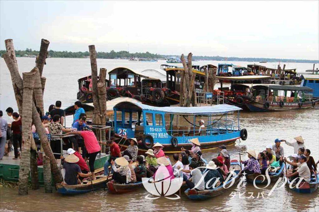 東南アジアの自然を体感「メコンデルタ・ジャングルクルーズ」