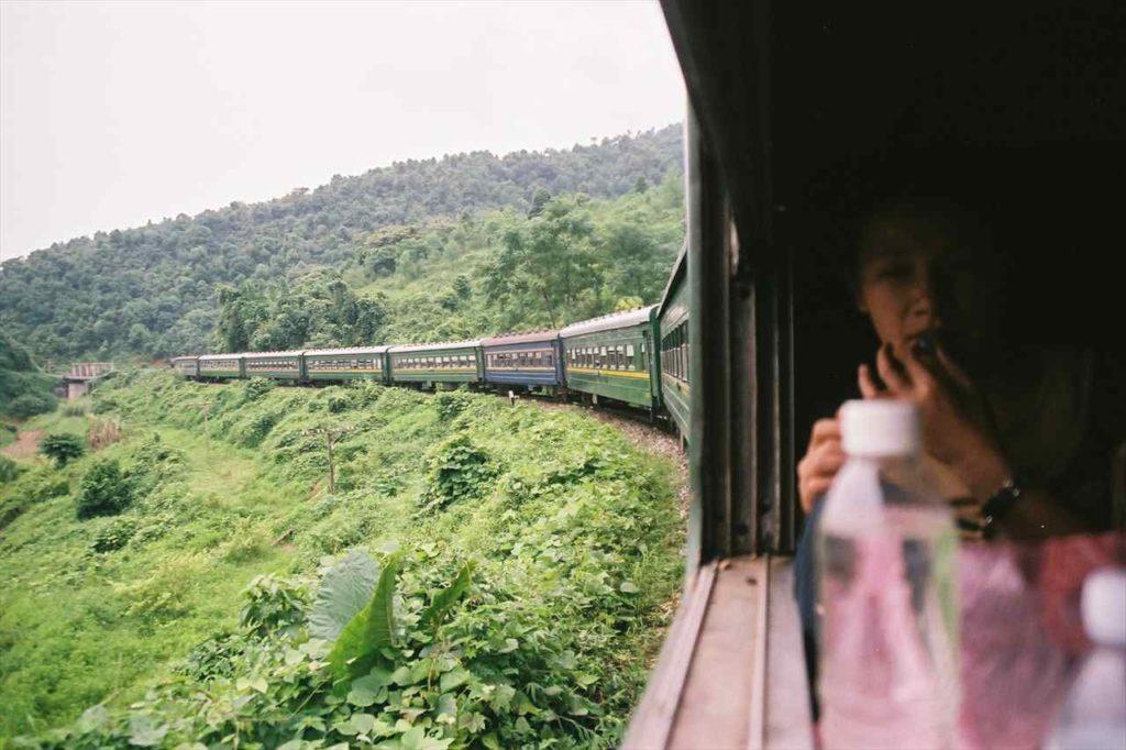 鉄道旅も悪くない