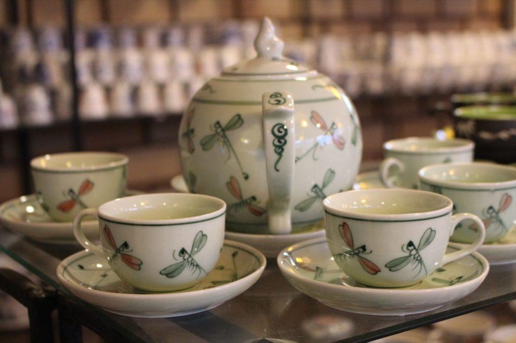 かの千利休も愛した陶器「バッチャン焼」