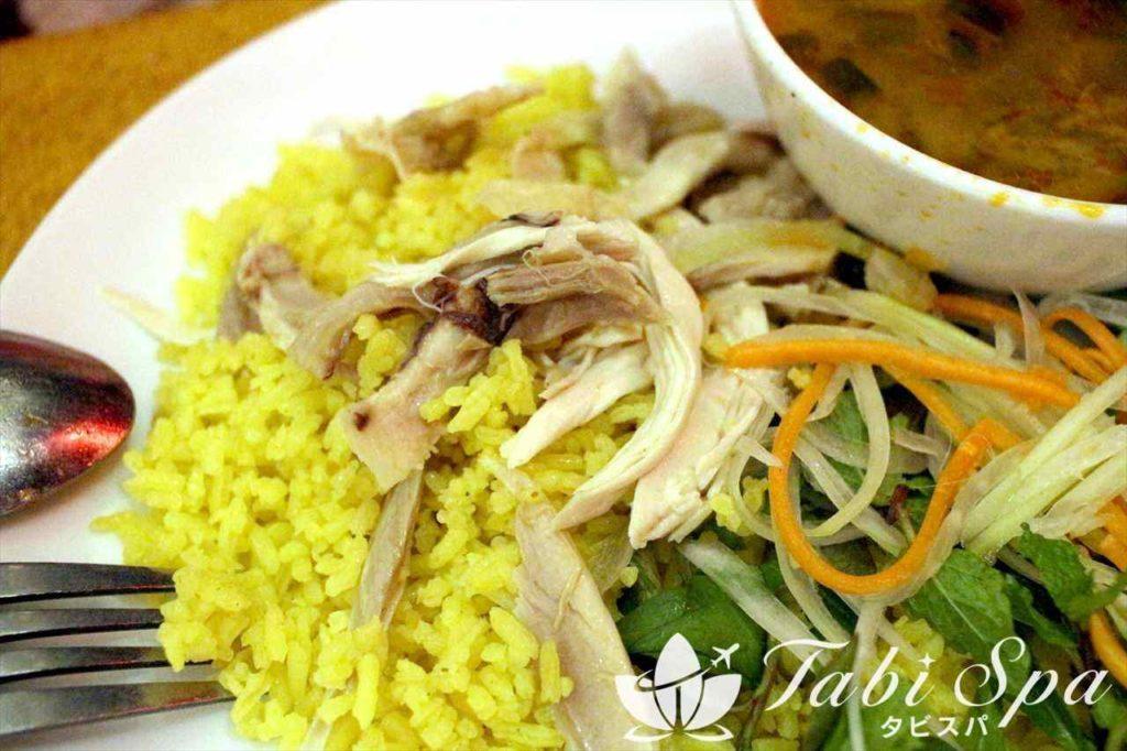 ベトナムの鶏めし「コムガー/Com Ga」