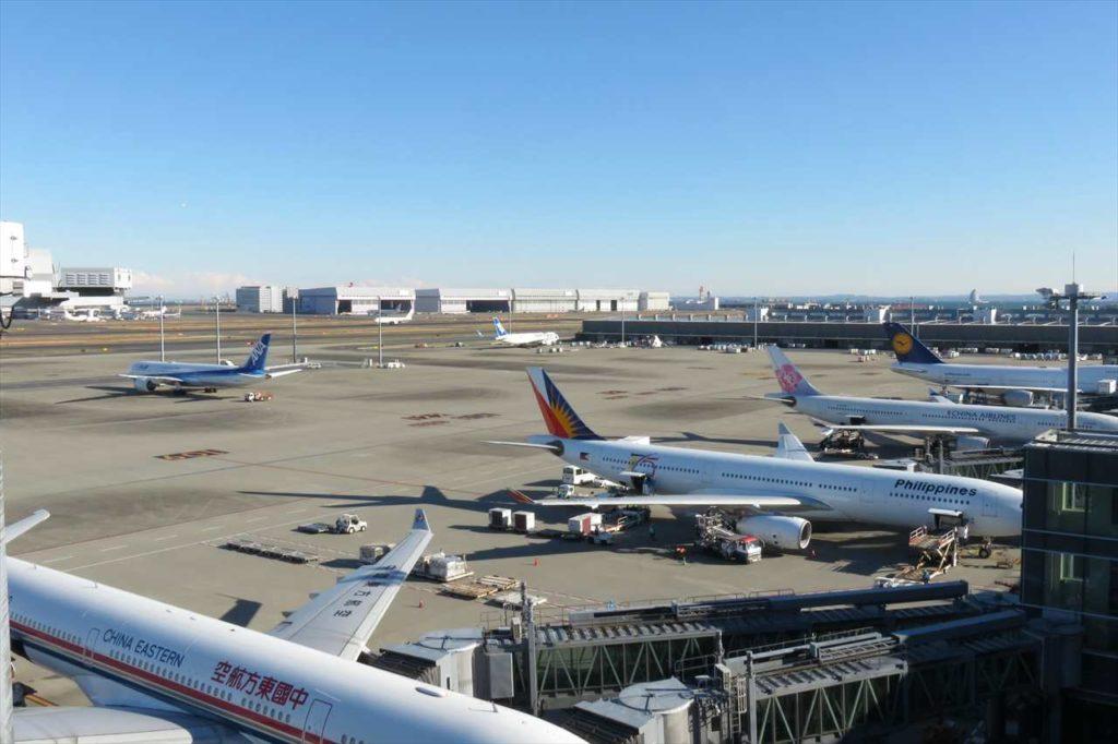 成田空港からホーチミンへ行く経由便