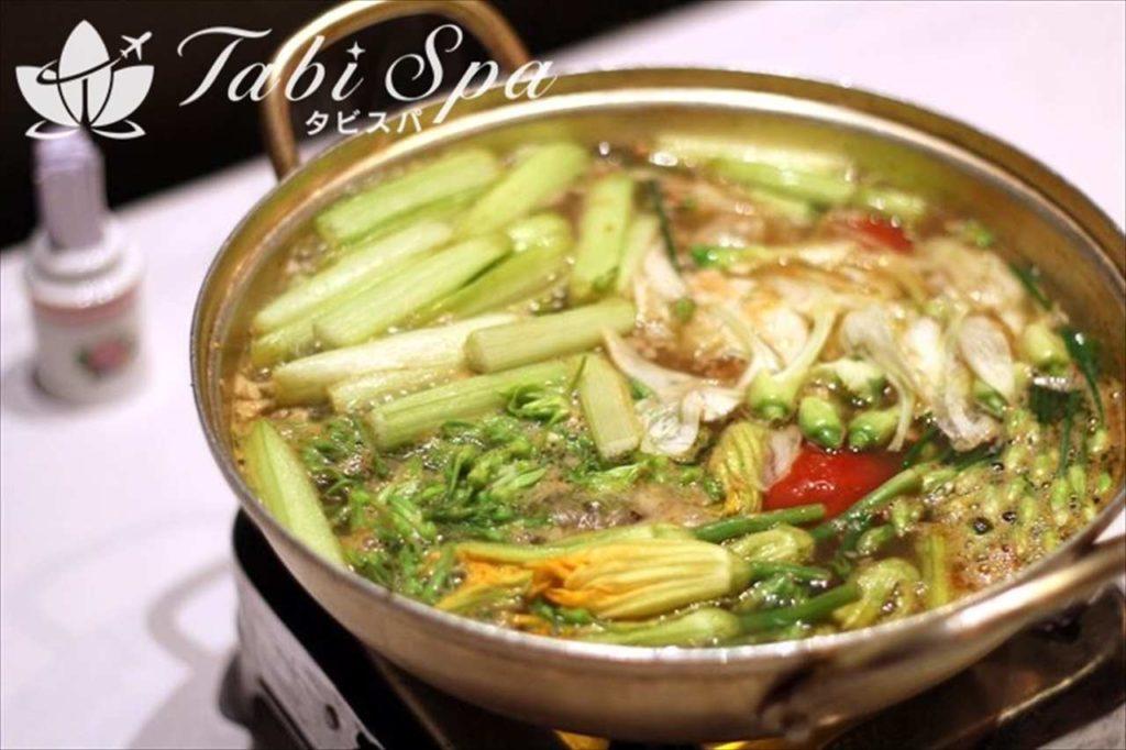 ベトナムの鍋