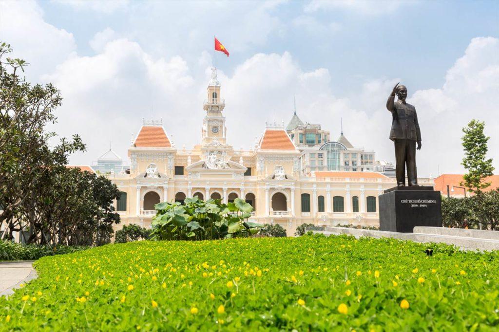 ベトナム政府の先手が効果あり