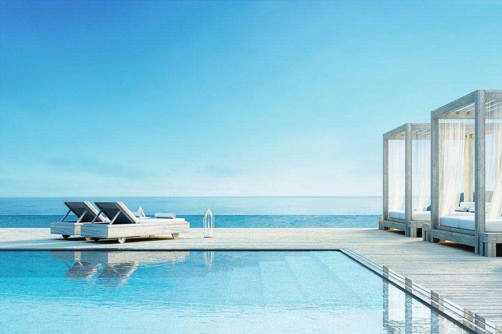 ダナン・ホイアン旅行では、美しいインフィニティプールのあるホテルを選ぼう