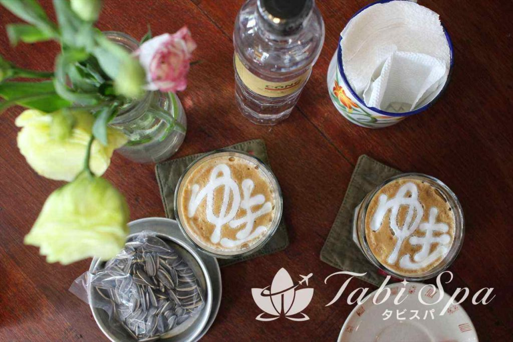 ベトナムの時代の変遷を見る「お洒落カフェ」