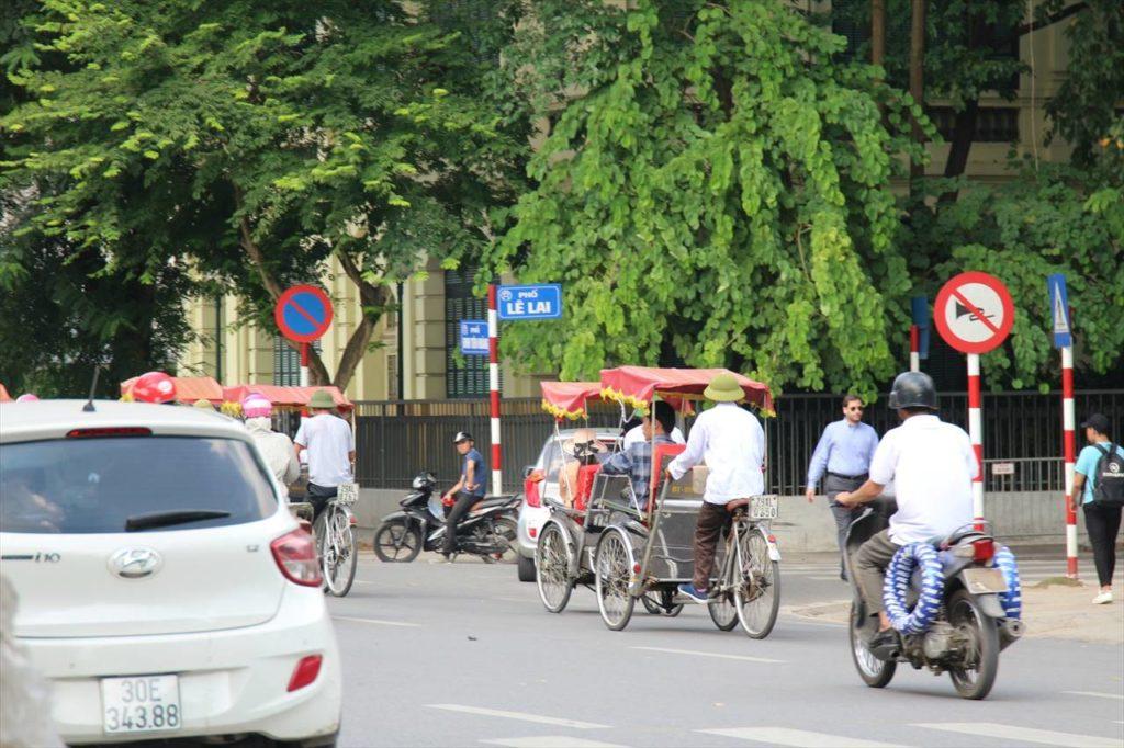 ベトナムの観光エリアの現状