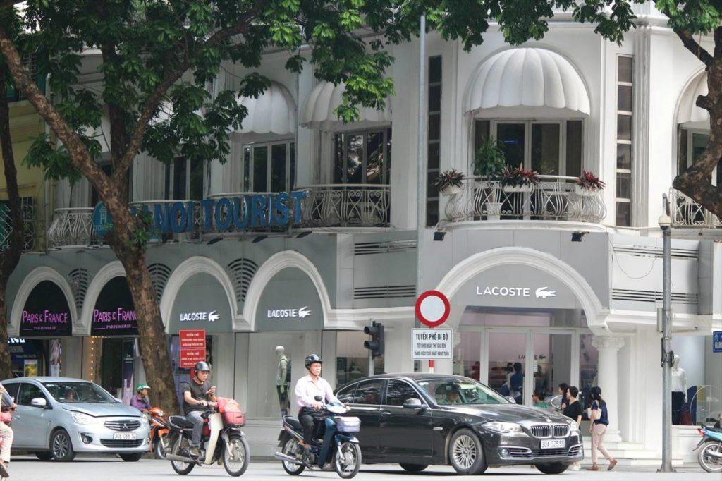 物価安のハノイ(ベトナム)なのに、値段が日本と同じのものは?