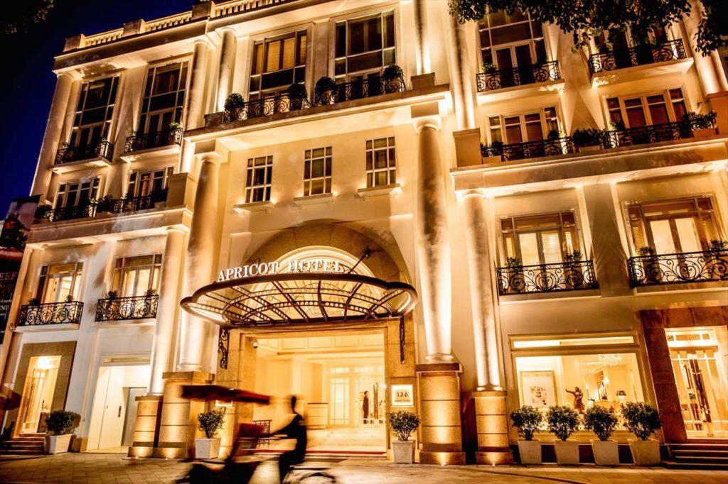 ⒸApricot Hotel