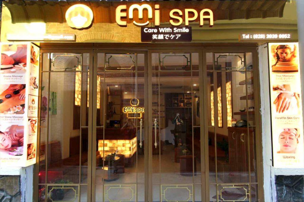 3位 エミスパ Emi Spa
