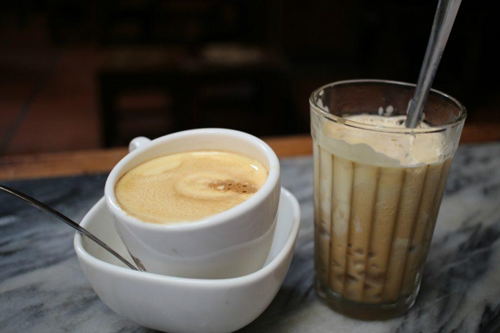 ハノイ名物エッグコーヒー