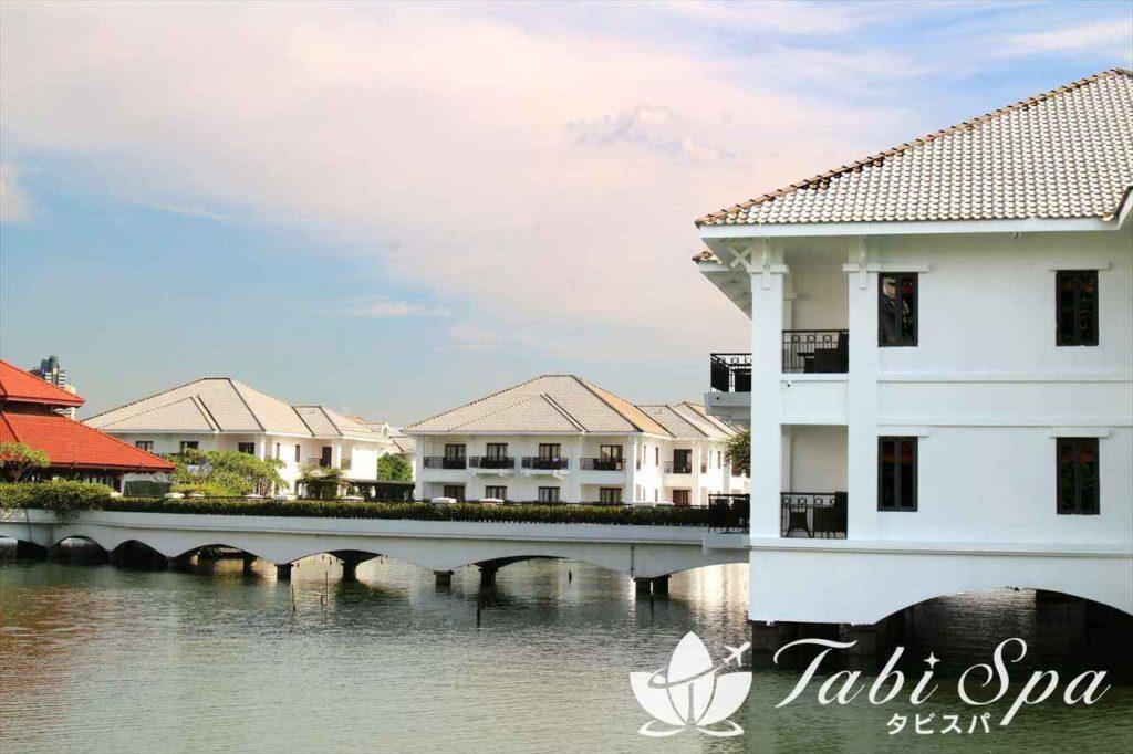 タイ湖エリア:インターコンチネンタル ハノイ ウエストレイク