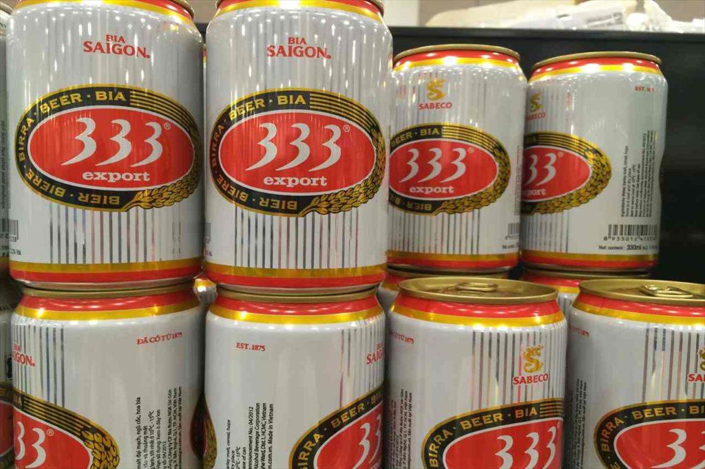 お酒好きな方にベトナムの地ビール