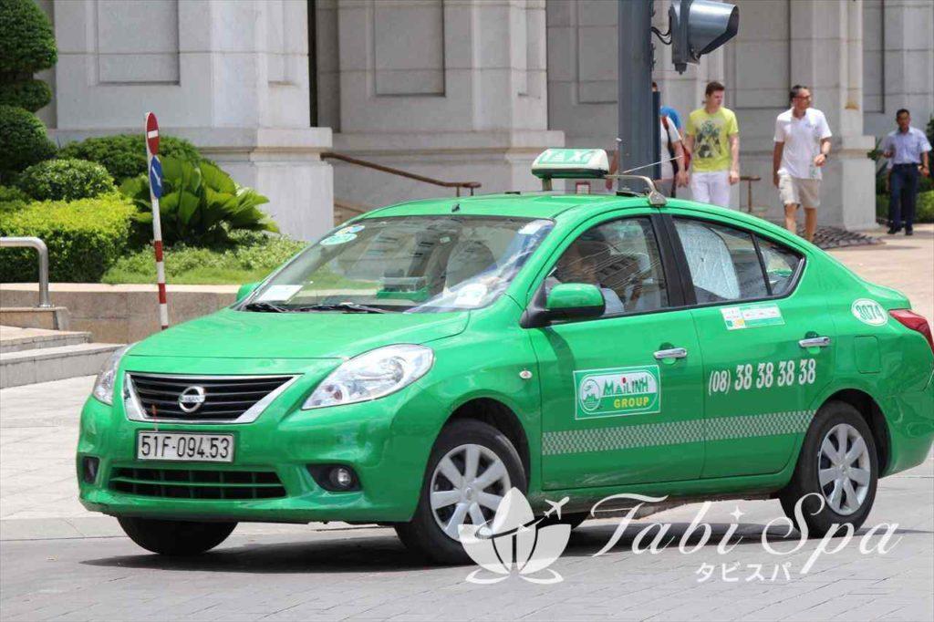 マイリン・タクシー(Taxi Mai Linh)