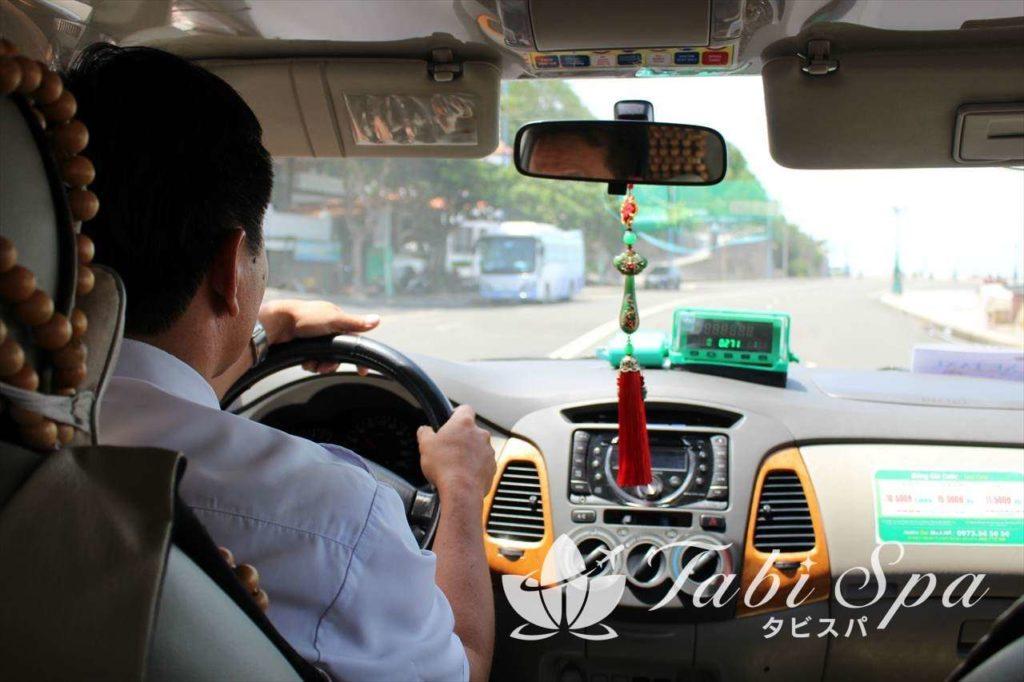 タクシー利用時の注意