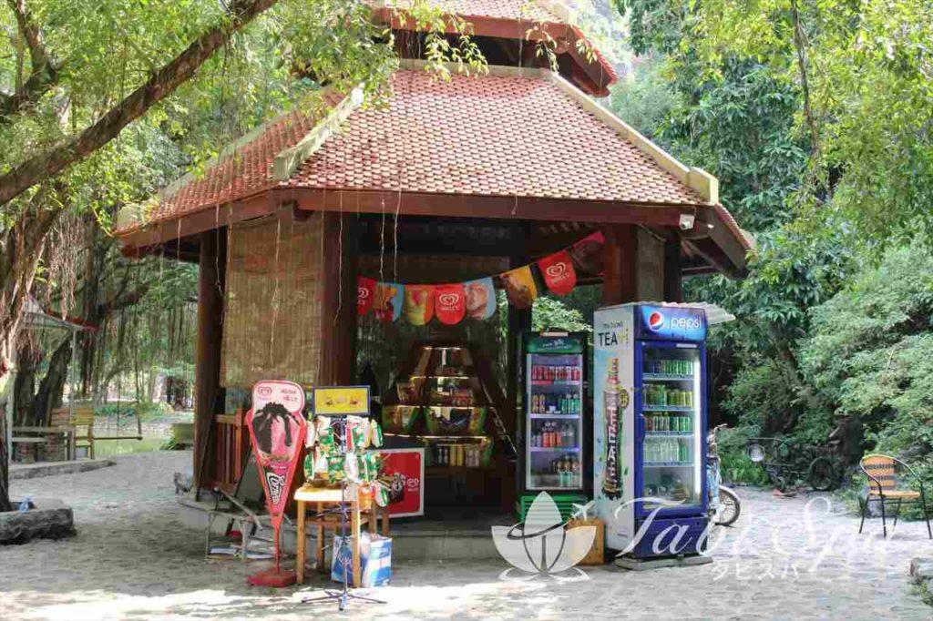 ハンムアの売店
