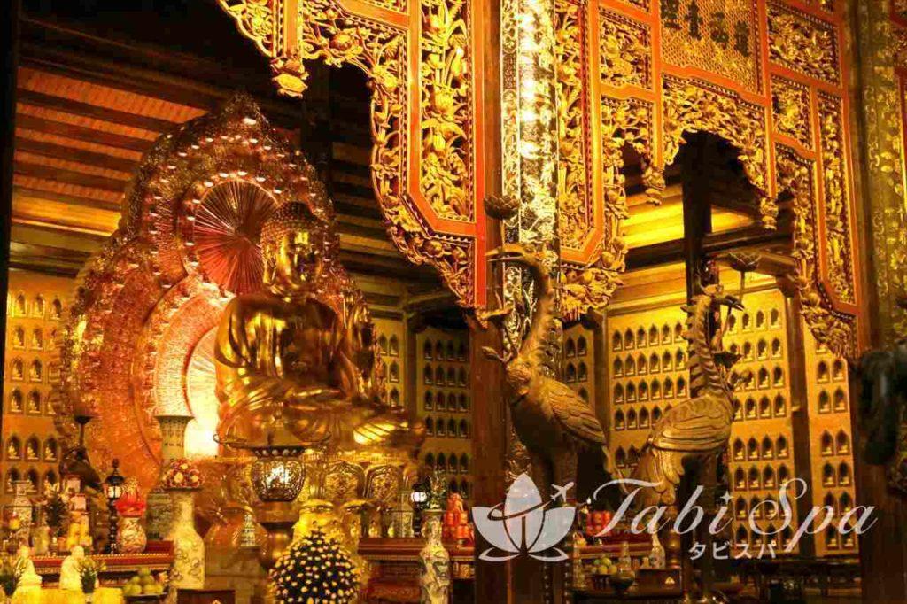 3.仏教好きは是非!タムコック+バイディン寺