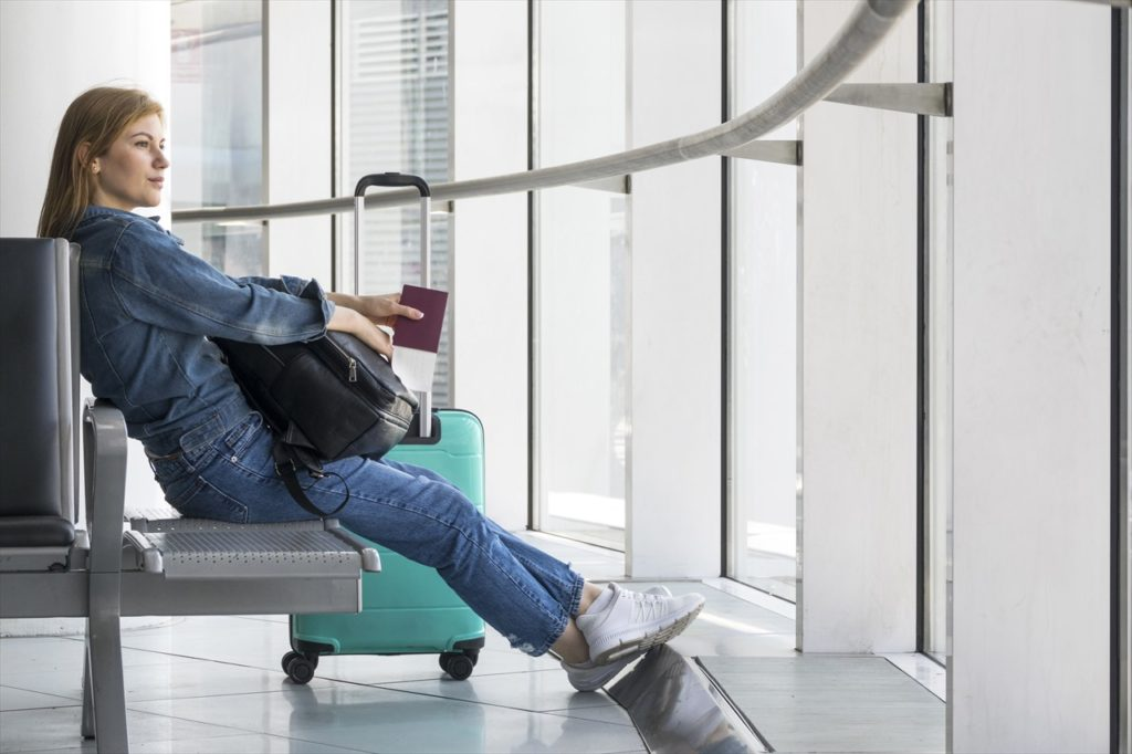 ハノイの空港でのトランジットの過ごし方