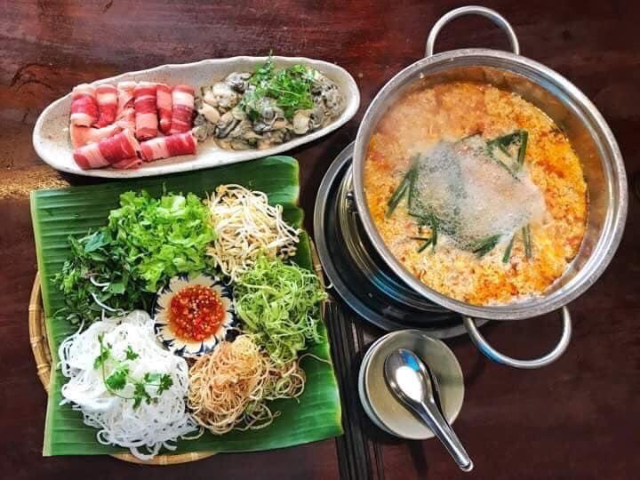 ニャートゥおすすめの「牡蠣鍋」