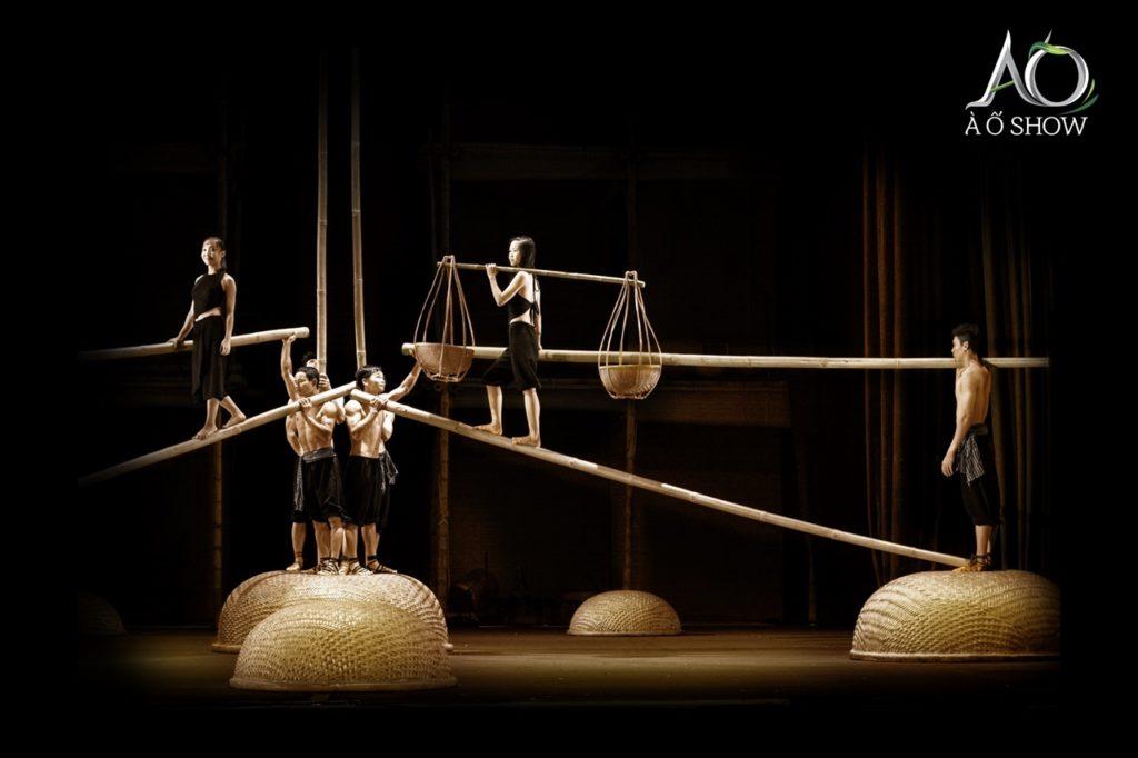 オペラハウスで開催!「ラングトイ(Lang Toi)」(ホアンキエム湖南部)