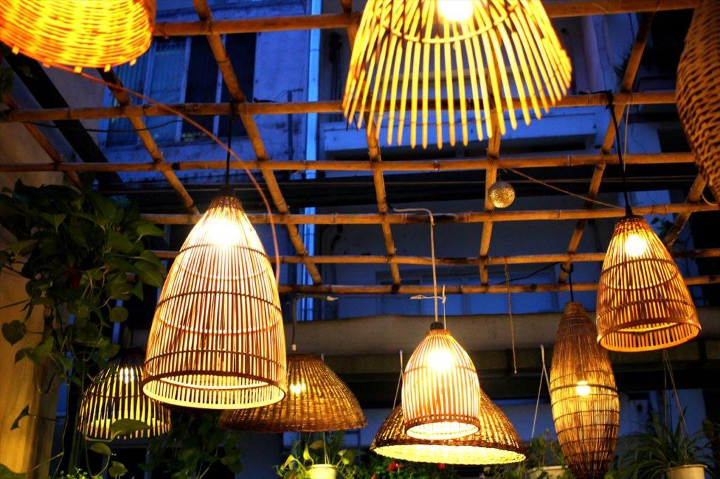 レストラン「ニャートゥ」の屋上