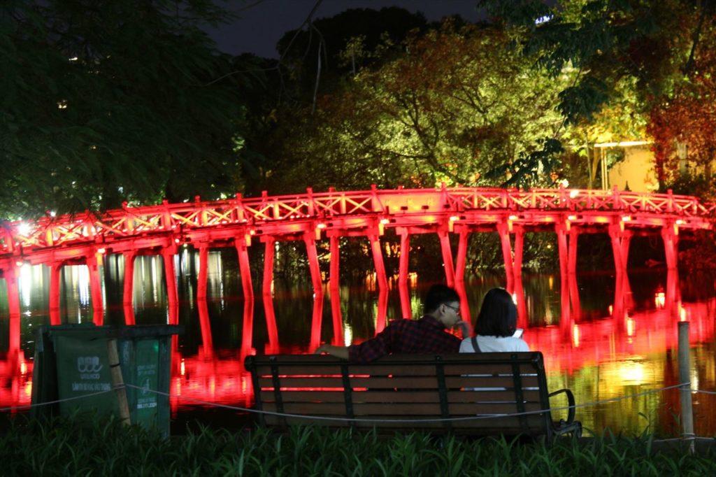 1日目:夕方からハノイ観光スタート!夜の部を楽しもう