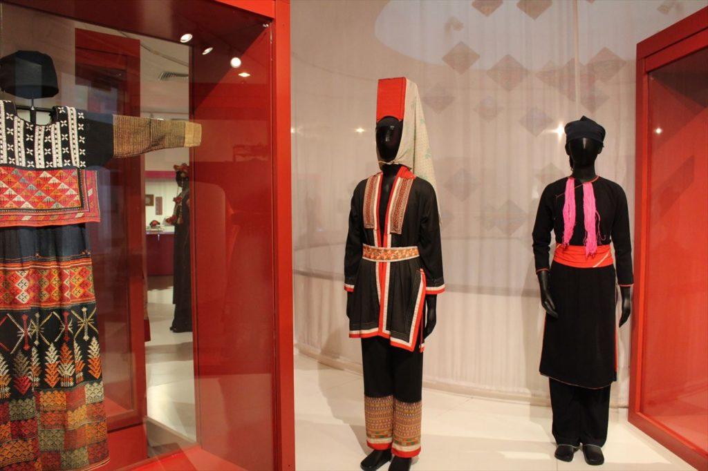 14:00〜:ベトナム女性及び少数民族の生きる力を見る「女性博物館」