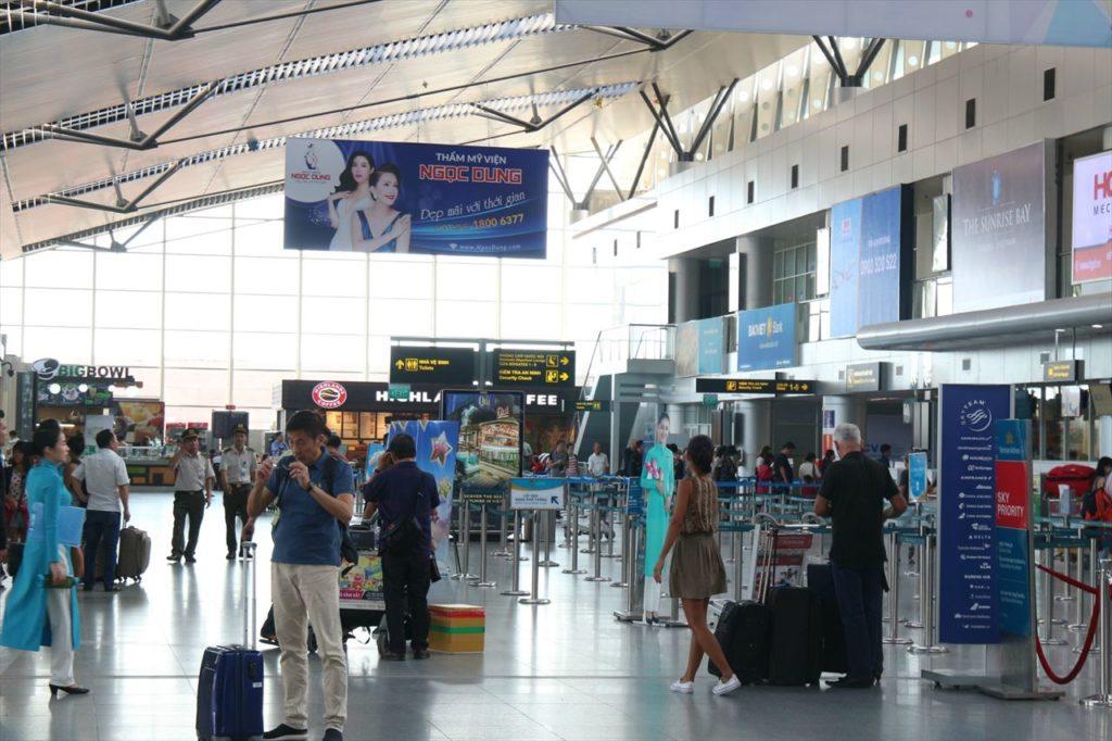 ダナン旅行者は利用価値大!空港送迎サービス