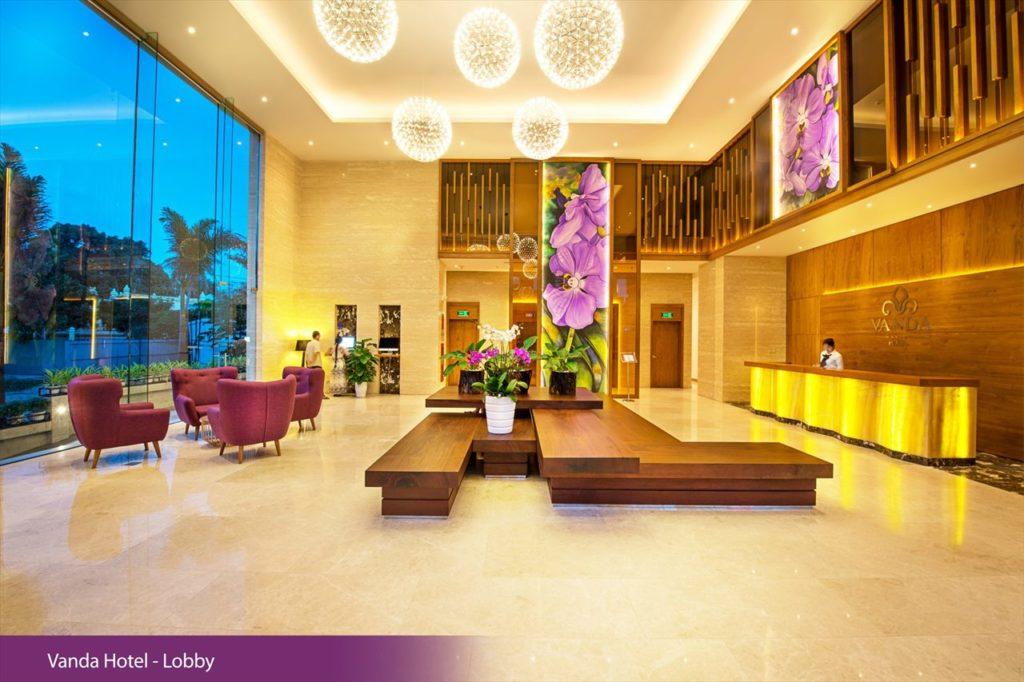 7位 バンダホテル / Vanda Hotel
