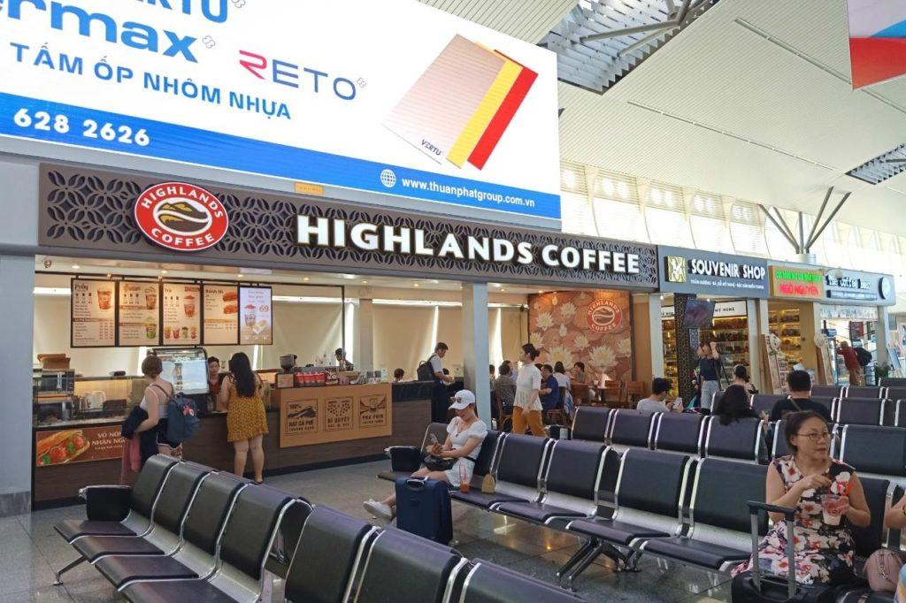 ダナンで最初に両替できる場所はダナン国際空港!
