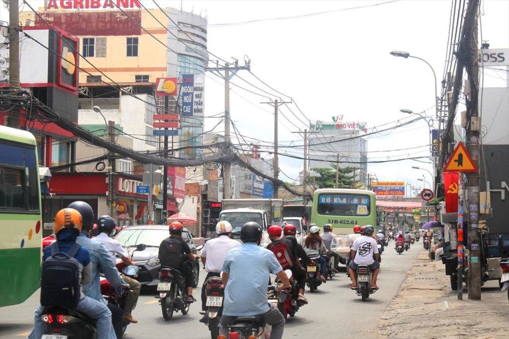 ベトナムのホイアンとホーチミンに行くツアーがない理由