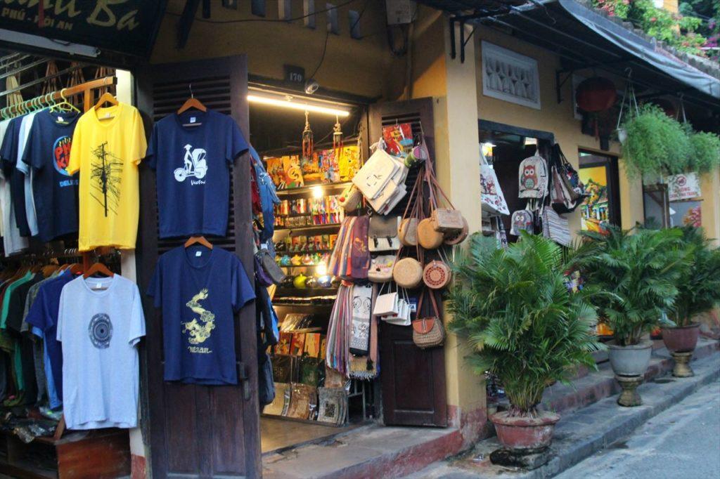 ホイアン旧市街のとある雑貨店